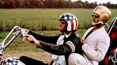Jack Nicholson and Peter Fonda from Columbia Pictures'