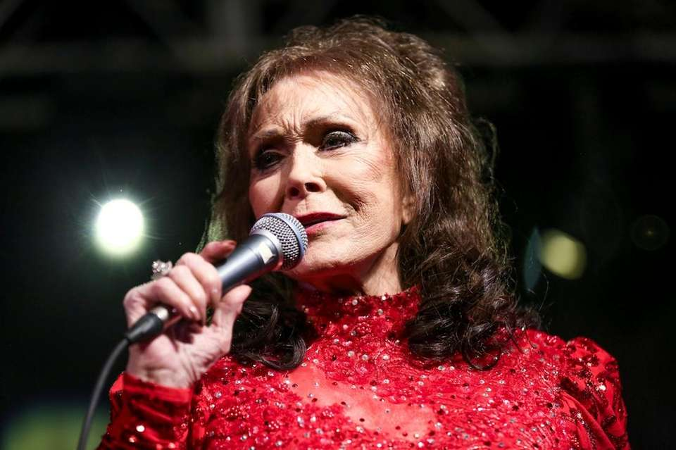 Loretta Lynn is a country singer with multiple
