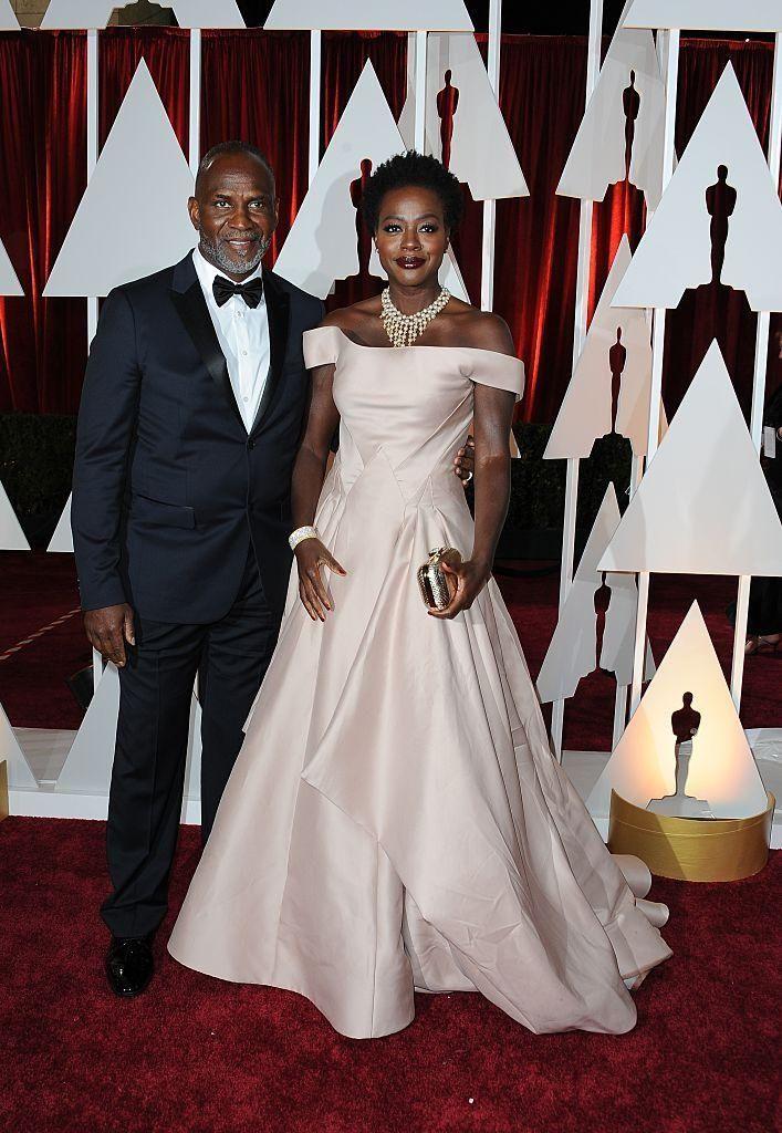 Parents: Viola Davis and Julian Tennon Child: Genesis,