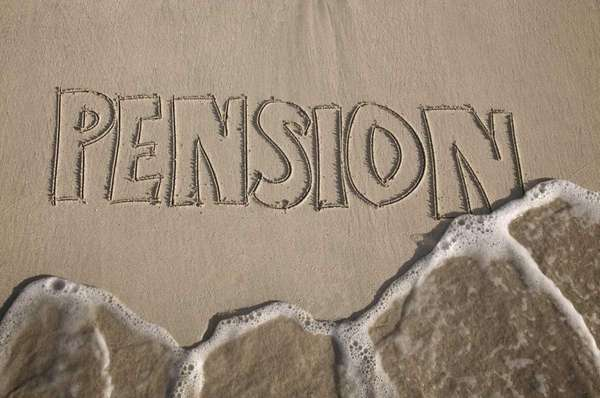 According to the U.S. Labor Department, pension benefit