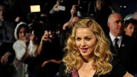 Filmmaker Madonna attends the
