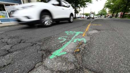 A $3 million project along Manorhaven Boulevard in