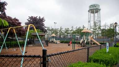 The 4.3-acre Fuschillo Park was built in 1946