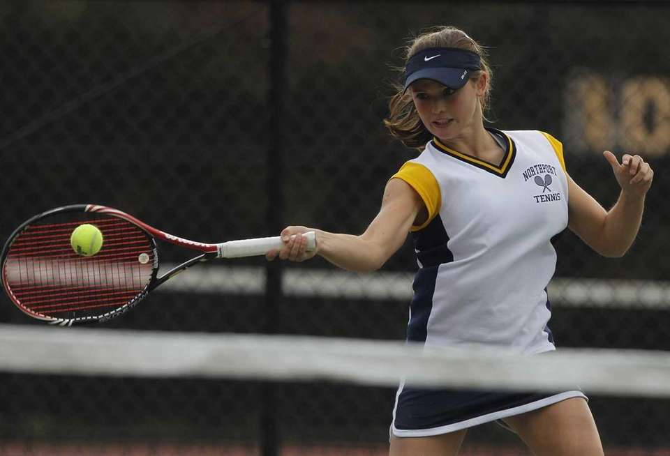 10. Girls Tennis — Northport beats Half Hollow