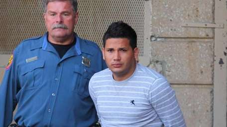 Omar Flores, charged with second-degree assault and endangering