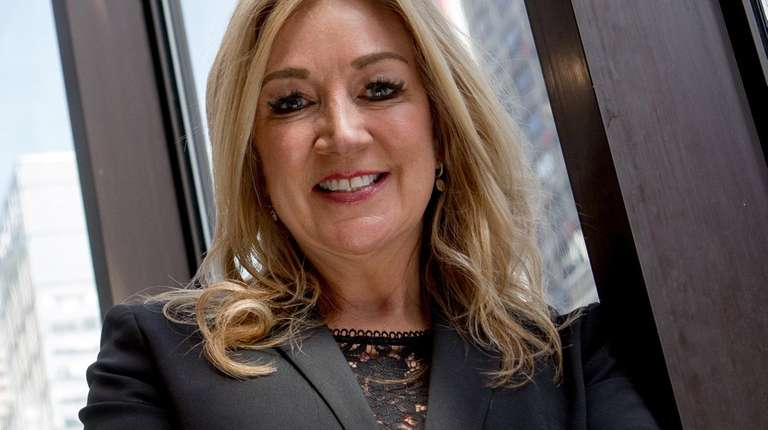 Linda Perneau, President and CEO of Volt Information,