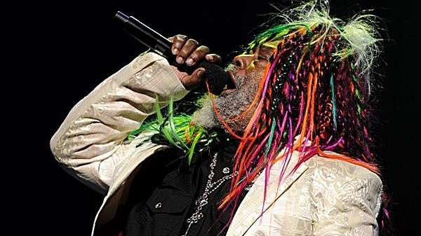 George Clinton will perform on July 15, 2015.