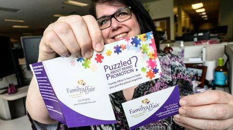 Lisa Chalker, president of Family Affair Distributing in
