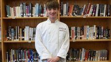 Owen Eubanks, a senior at Islip High School,