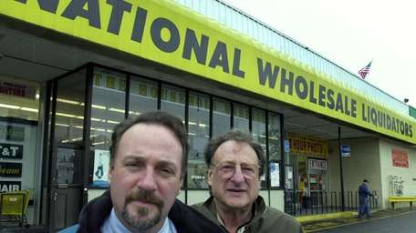 Owners and operators of National Wholesale Liquidators, from