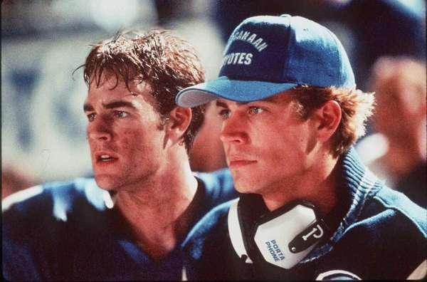 """VARSITY BLUES"" Release date: Jan. 15, 1999 Opening"