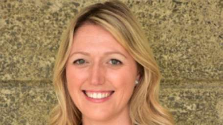 Catherine Fee of Franklin Square has been hired
