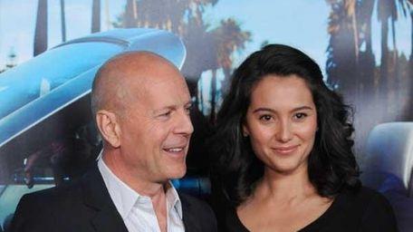 amNY -- Bruce Willis