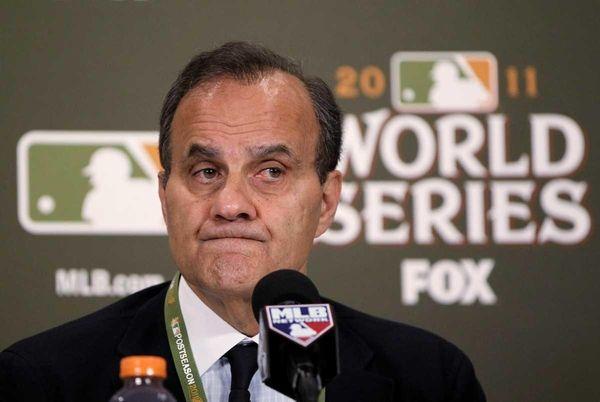 Major League Baseball's Executive Vice President of Baseball