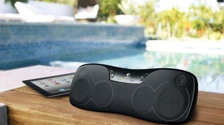 Logitech Wireless Boombox for iPad