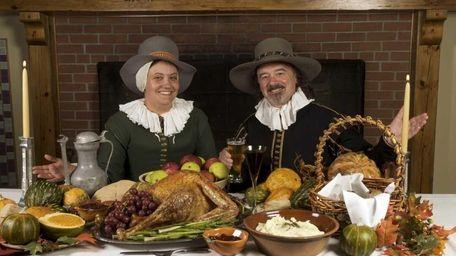 Plimoth Plantation in Plymouth, Mass., hosts seasonal