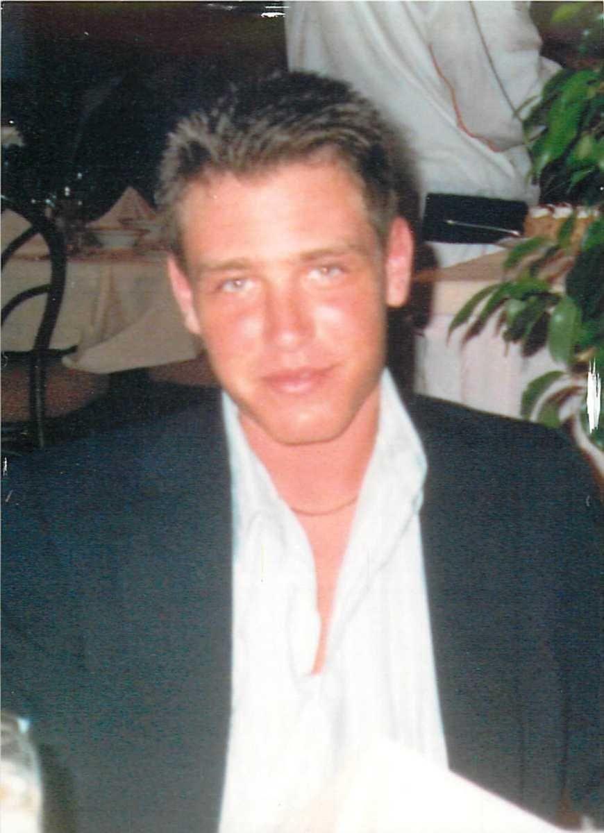Brett Freiman, 29, who grew up in Lawrence