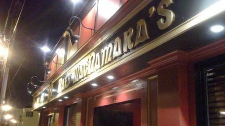 Mary MacNamara's in Lynbrook. (Oct. 27, 2011)