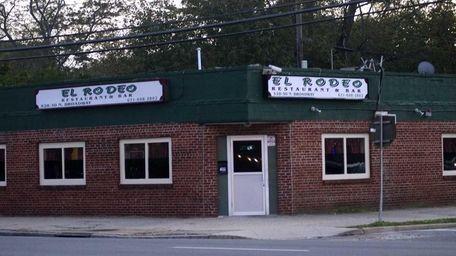 Amityville restaurant El Rodeo, seen on Oct. 26,