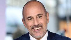 """Former """"Today"""" show anchor Matt Lauer appears on"""