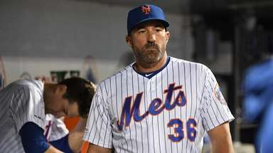 New York Mets manager Mickey Callaway in the