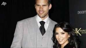 Ryan Seacrest tweeted that Kris Humphries and Kim