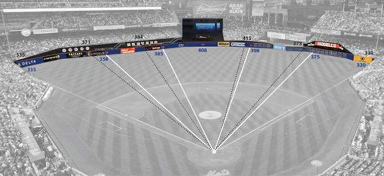 The Mets release this photo to show what