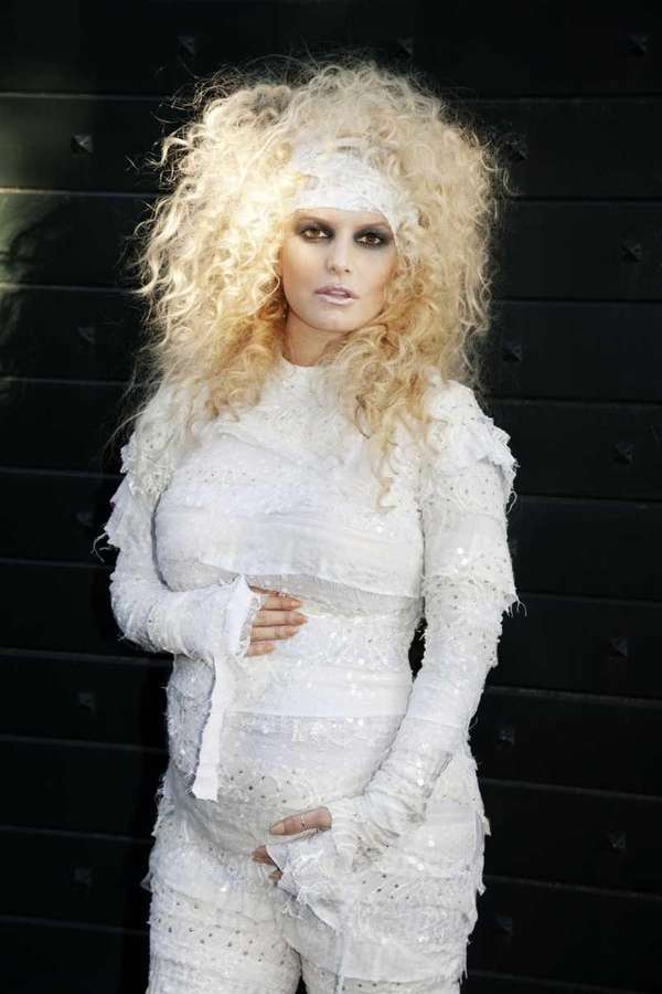 In this image released courtesy JessicaSimpson.com, actress and