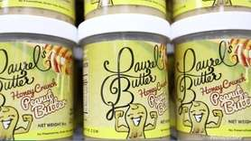 Bohemia-based Laurel's Butter owner Laurel Shortelldiscusses her nut