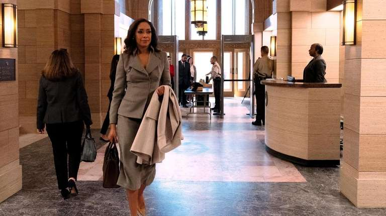 Gina Torres as Jessica Pearson in USA's