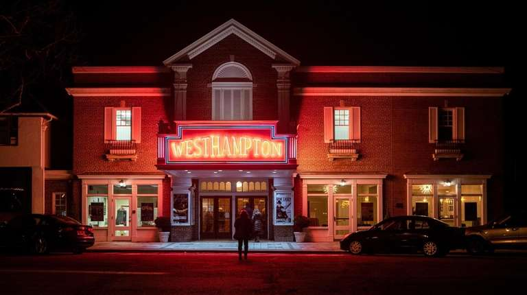 The Westhampton Beach Performing Arts Center.