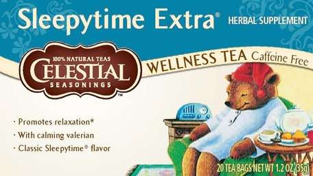 The brown bear appearing on boxes of Celestial