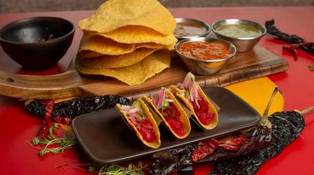 Coche Comedor in Amagansett offers an expanded Mexican