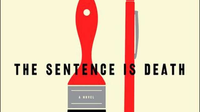 """""""The Sentence Is Death"""" by Anthony Horowitz."""