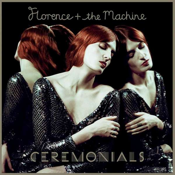 Album / CD art cover titled quot;Ceremonials quot;by