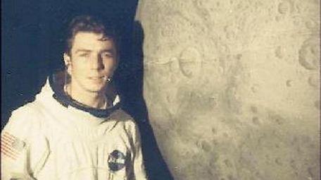 Gary Morse, circa 1970, in a picture taken
