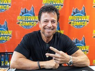 John Romita Jr., a prominent comic book artist,