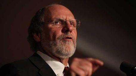 New Jersey Gov. Jon Corzine