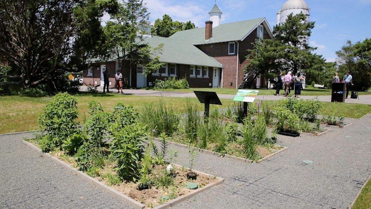 On Monday, theUplands Farm Sanctuary celebrates the installation
