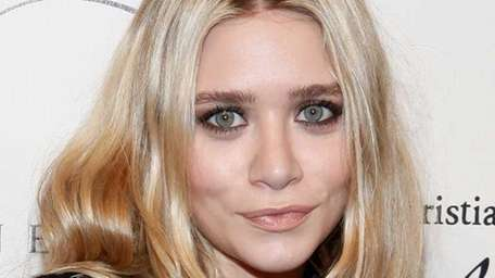 Ashley Olsen attends the Christian Louboutin cocktail party