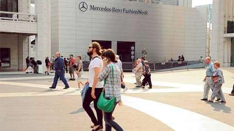 NY Fashion Week has outgrown the Lincoln Center,