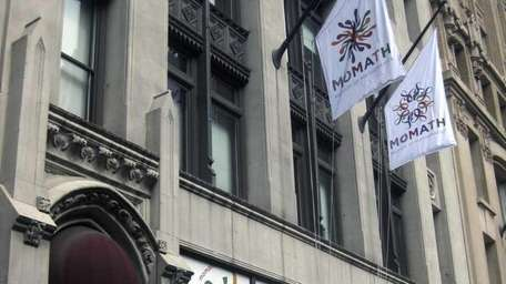 The Museum of Math -- Mo Math --