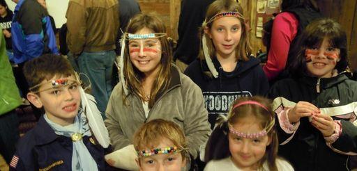 The Huntington Historical Society's Native American Day, seen