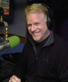 Boomer Esiason is on the mic weekday mornings