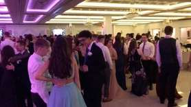 Patchogue-Medford High School held its senior prom at