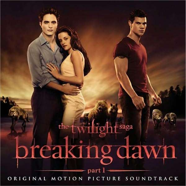 The album cover of the soundtrack of