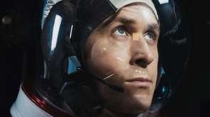 Ryan Gosling stars as Neil Armstrong in the