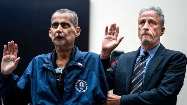 """Retired NYPD Det. Luis Alvarez and former """"Daily"""