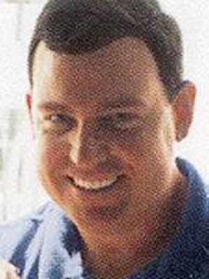 John Wright Jr., 33, of Rockville Centre, was