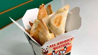 All American Wontons in Levittown takes the Chinese-style